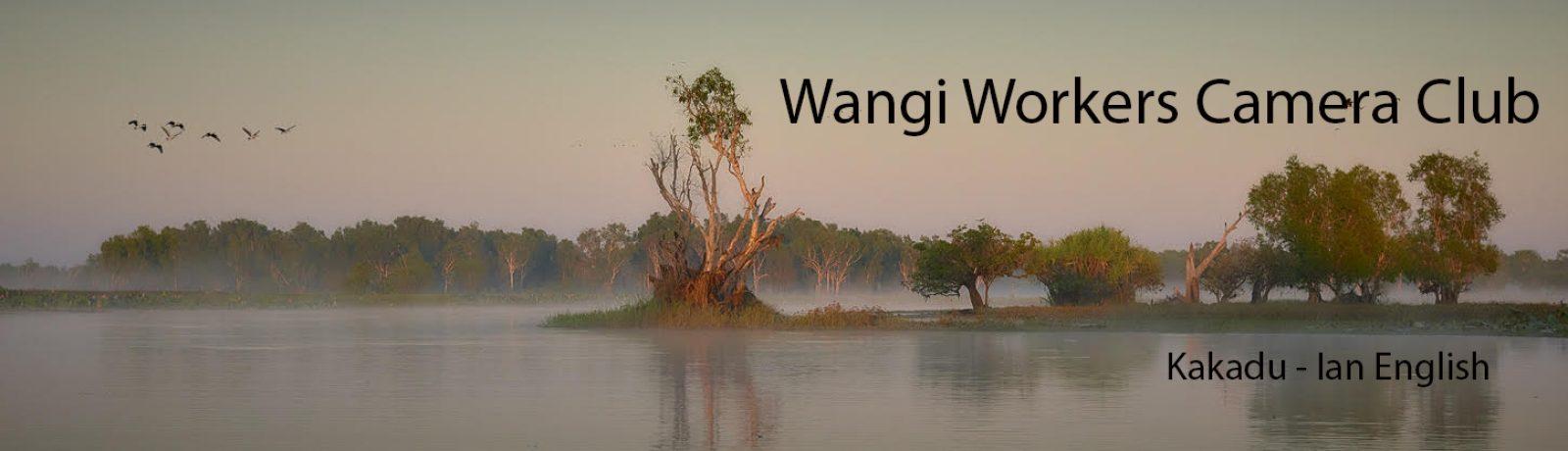Wangi Workers Camera Club
